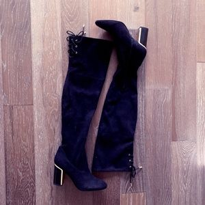 Abegail over-the-knee boots by Guess